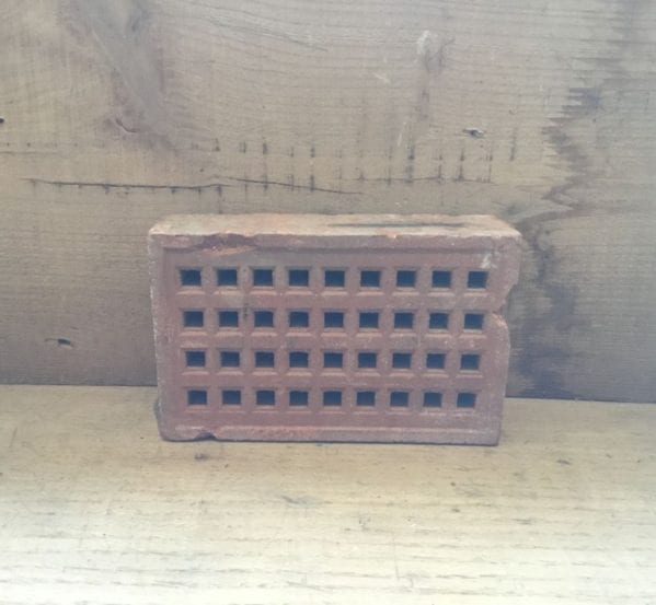 Reclaimed Terracotta Air Brick