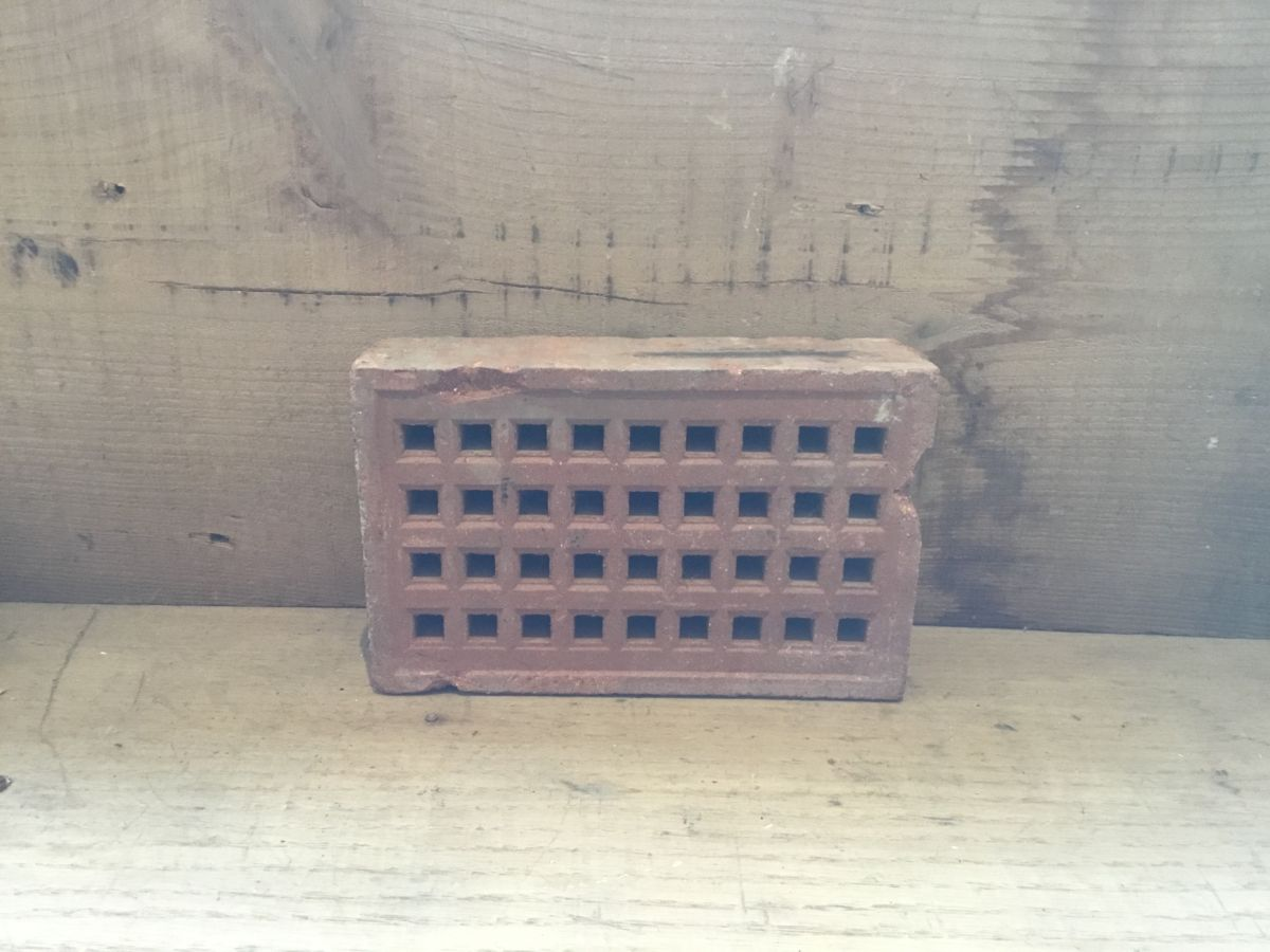 Reclaimed Terracotta Air Brick