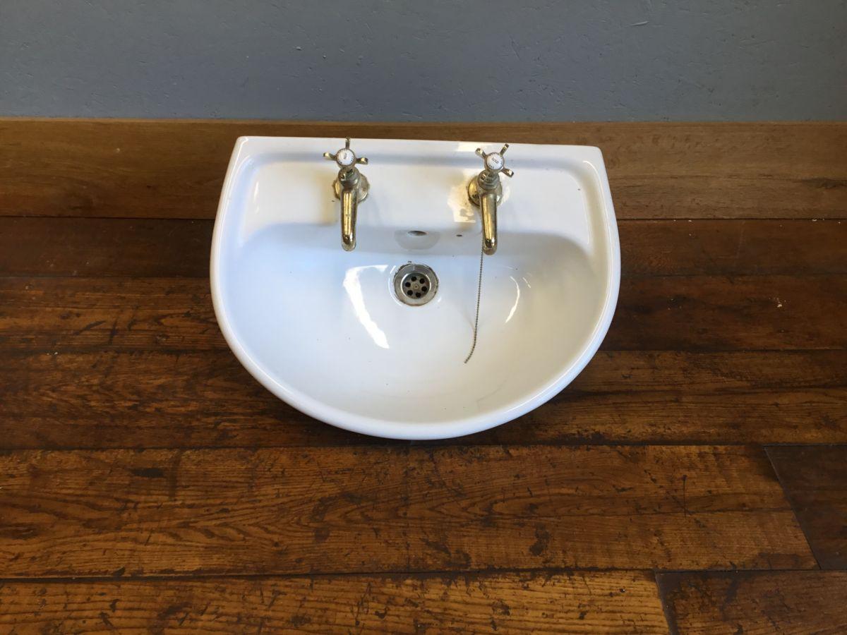 Half Round Sink