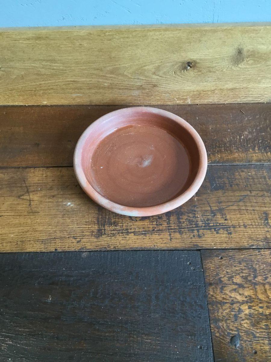 Small Terracotta Flower Pot Saucer