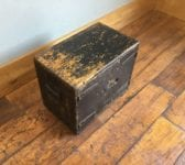 Portable Wooden Chemistry Equipment Storage Box