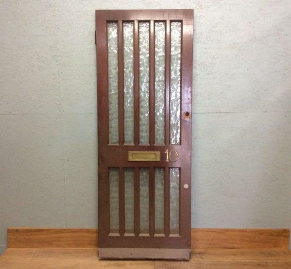 No.10 Front Door
