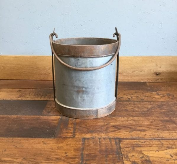 Copper Detail Bucket