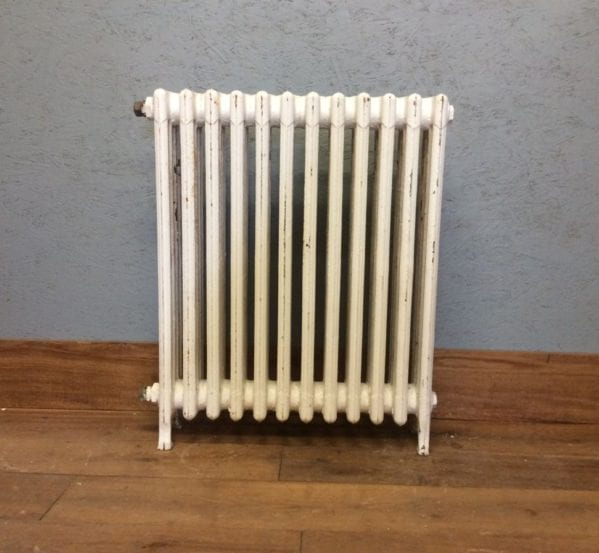 Reclaimed Radiator Medium Height 4 Bar
