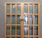 Glazed Cupboard Doors