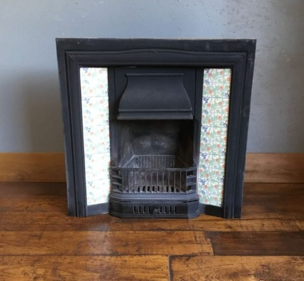 Fully Tiled Fire Insert