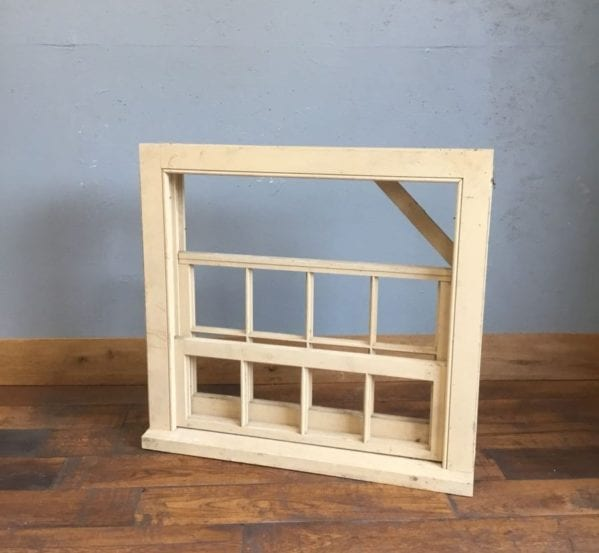 Reclaimed Wooden Sash Window Frame
