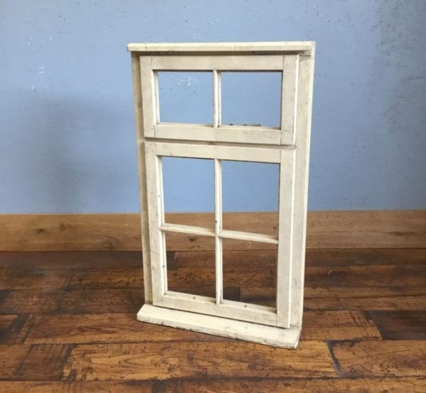 Reclaimed Wooden Small Awning Window Frame