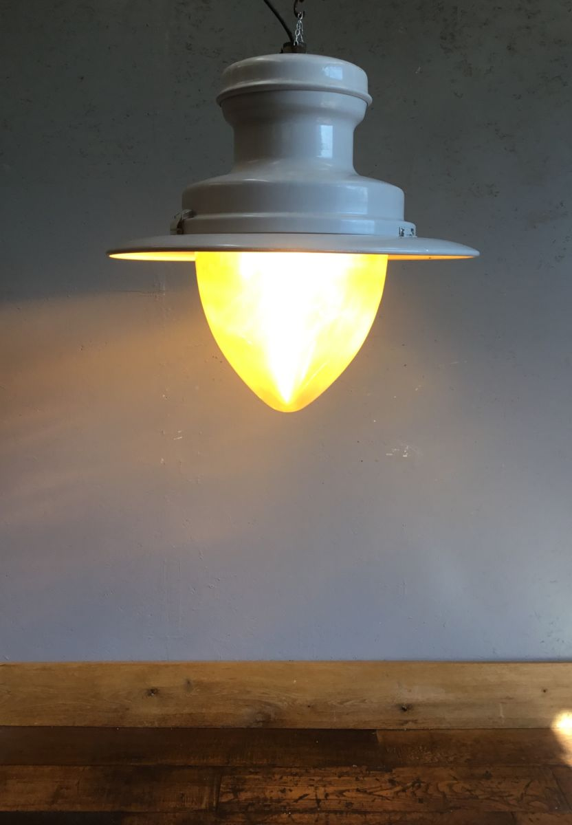 XL Industrial Railway Pendant Lighting
