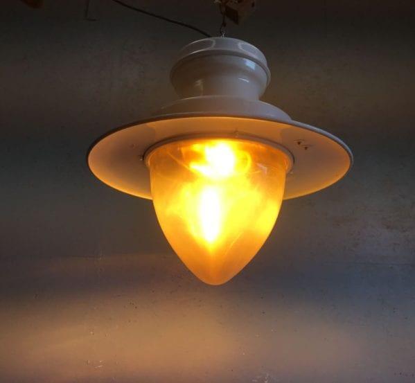 XL Industrial Railway Pendant Lighting