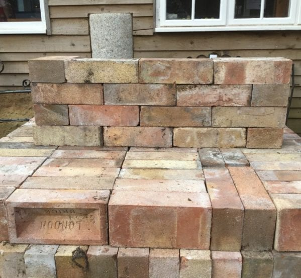 Reclaimed Fletton Brick