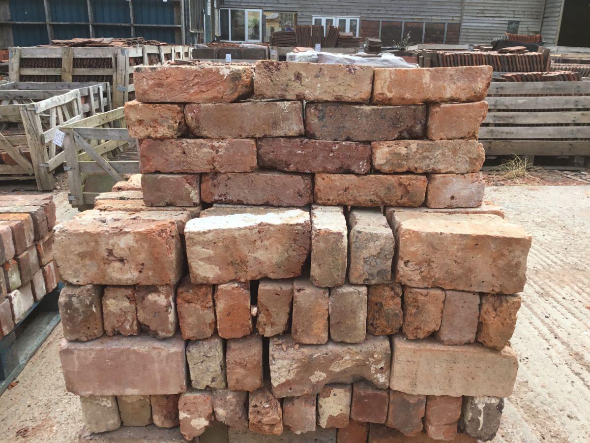 Red Stock Bricks