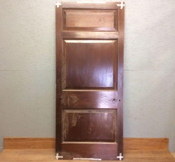 3 Panelled Large Door