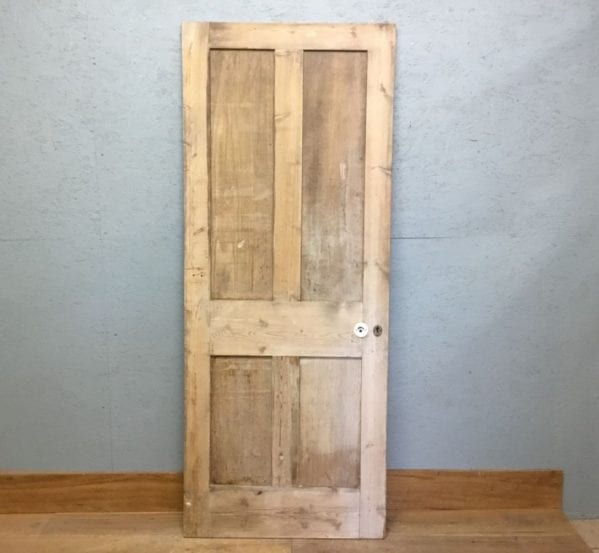 SripPed 4 Panelled Door