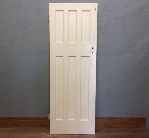 3 Over 3 Painted Door