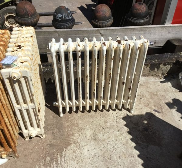 2ft Reclaimed 4 Bar Radiator