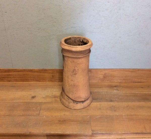 Beige Cannon Head Chimney Pot