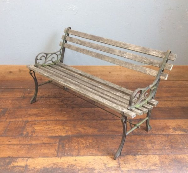 Bench For The Garden
