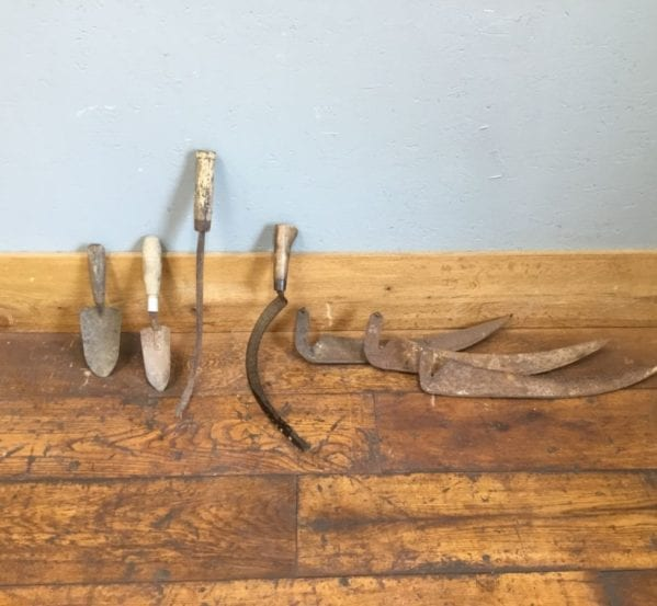 Gardening Hand Tool Selection