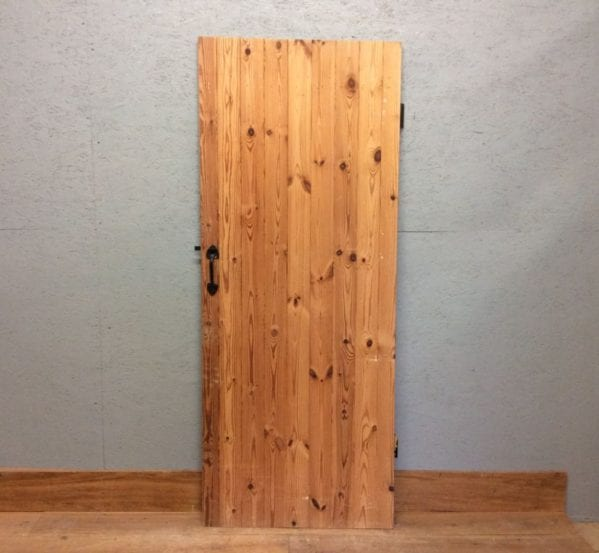 L&B Stripped Door
