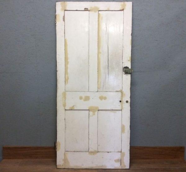 L Painted 4 Panel Door