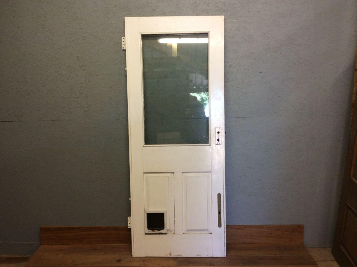 Reinforced Double Glazed Door
