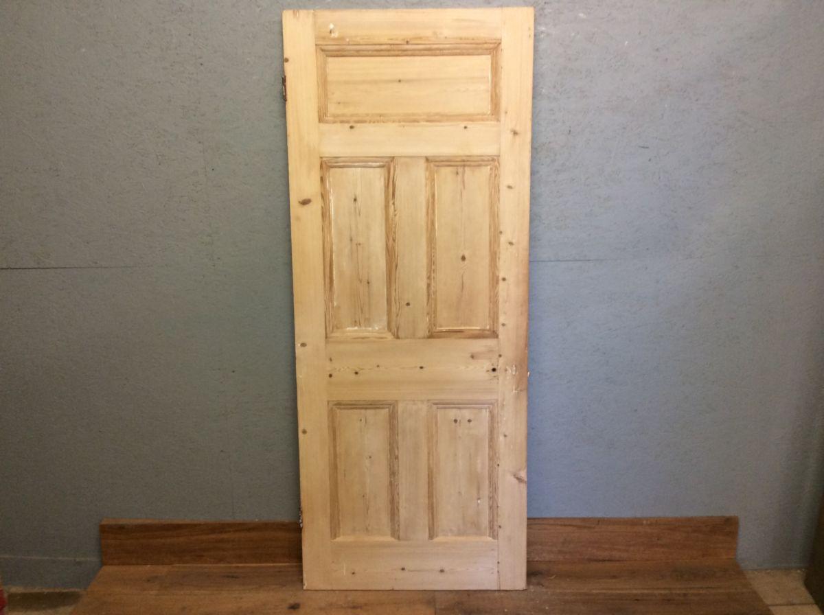 Stripped 5 Panel Door