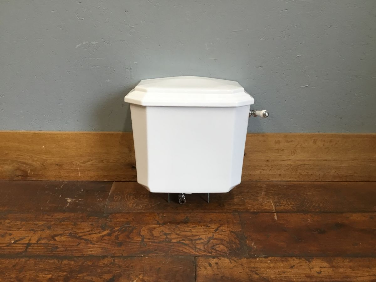 Fired Earth Six Sided Cistern