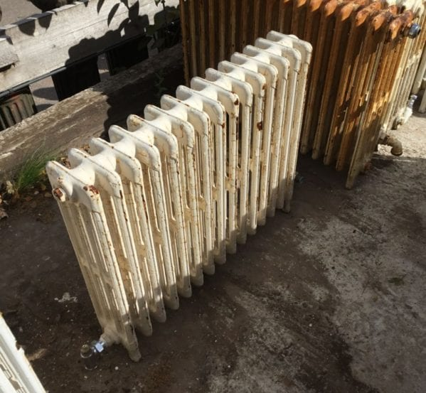 15 Section 4 Bar Reclaimed Radiator