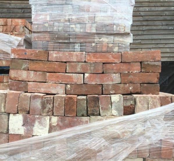 Red Victorian Brick