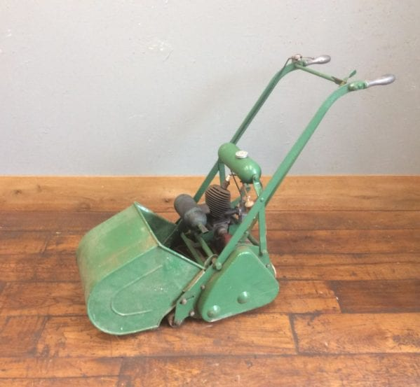 Vintage Motorised Lawn Mower