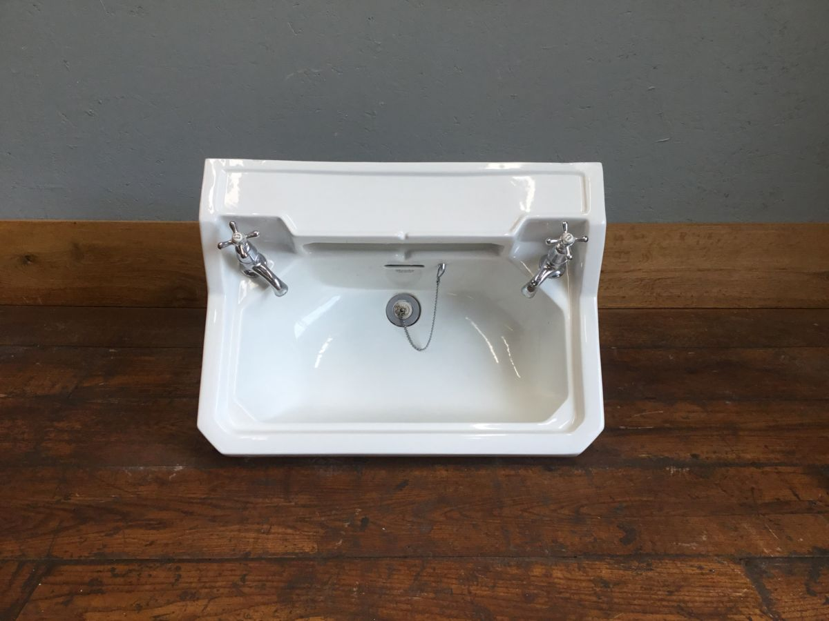 Shanks New Stylus Sink
