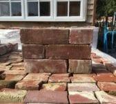 Handmade Half Brick Flemish Bond