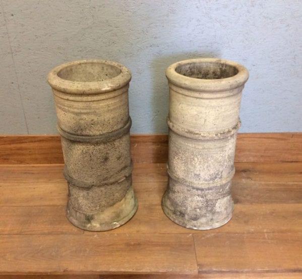 Bamboo Cannon Head Chimney Pot