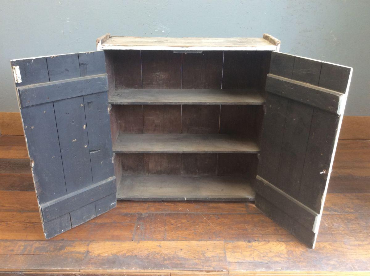 Old Wood Cupboard