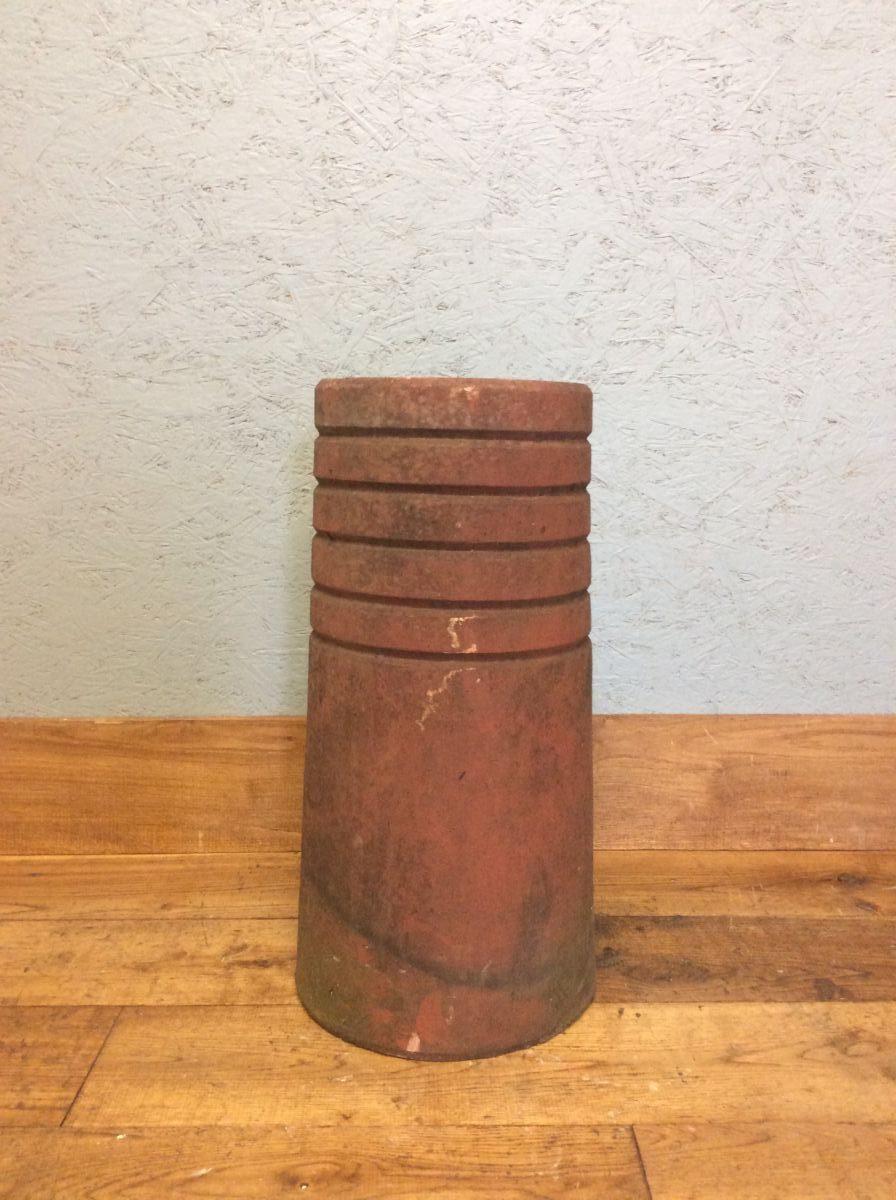 5 Strip Terracotta Chimney Pot