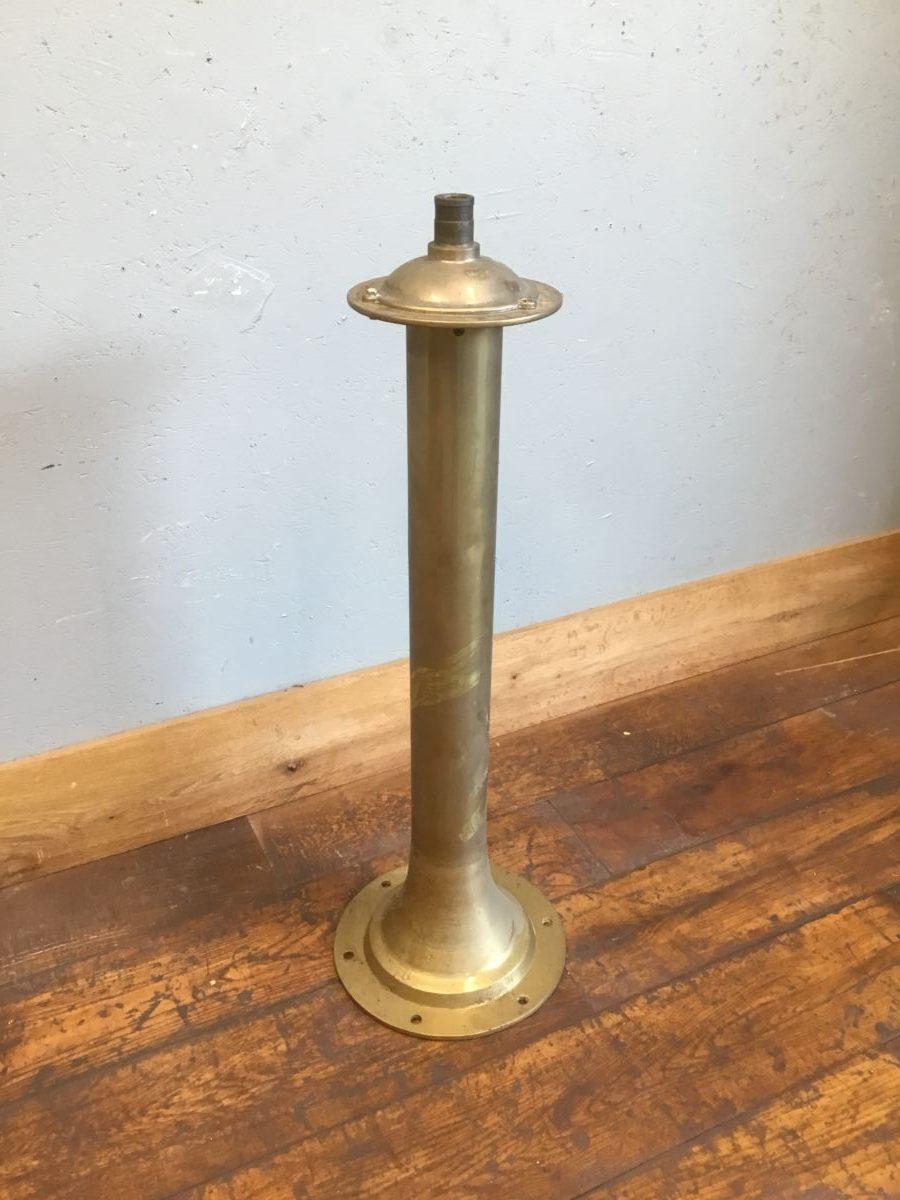 Ships Brass Telegraph Stand