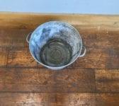 Galvanised Tin Bucket Planter