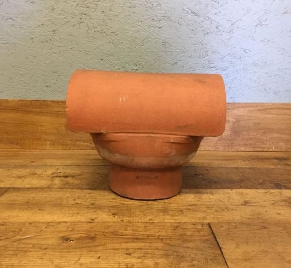 Newer Hooded Cowl Chimney Pot