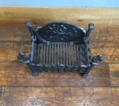 Reproduction Cast Iron Fire Back
