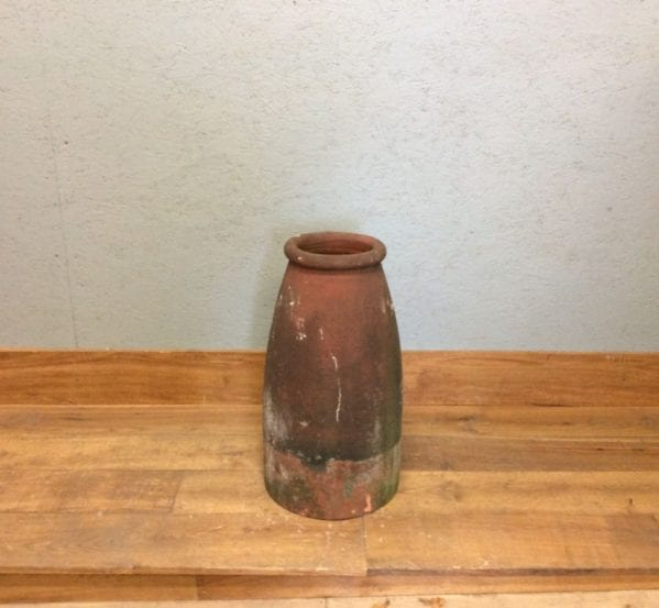 Weathered Bulb Chimney Pot