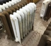 White Painted Princess Radiator
