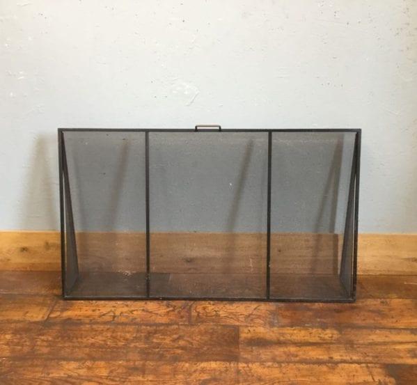 Large Metal Fire Screen