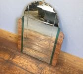 Art Deco Wall Mounted Mirror