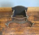 Large Regency Fire Basket