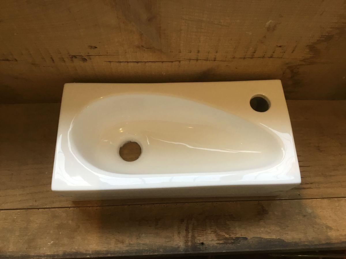 Small Rectangular Hand Basin