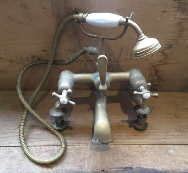 Brass Telephone Taps