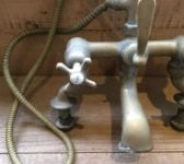 Brass Telephone Taps
