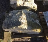 Large Triangle Shaped Feature Stone