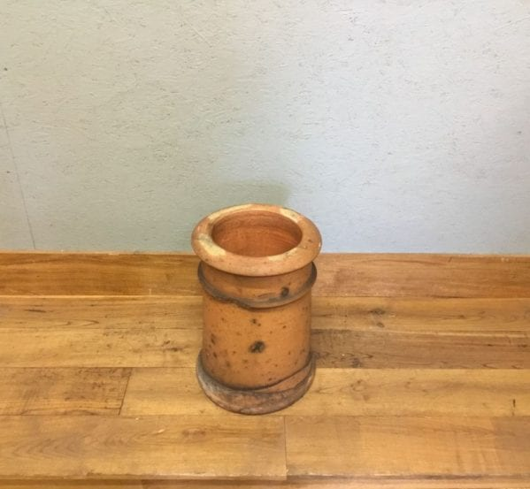 Nice Custom Cannon Head Chimney Pot